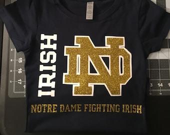 Womens Notre Dame Fighting Irish t-shirt