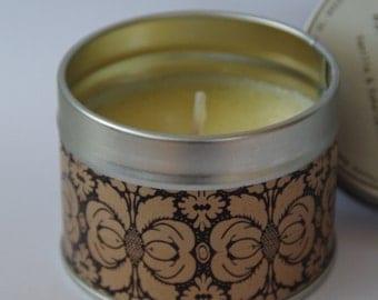 "Massage candle - massage candle ""warm refreshing"""