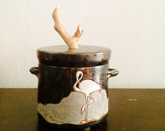Woodland style pottery