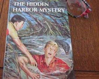 Hardy Boys~ The Hidden Harbor Mystery~ F.W. Dixon 1961