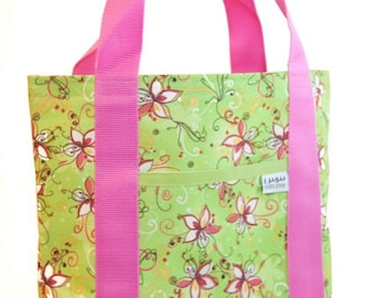 May Flowers Market Tote