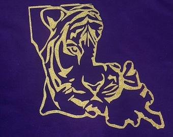 LSU Shirt, LSU Tigers T-shirt