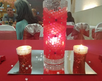 Sweet 16/Quince Centerpiece