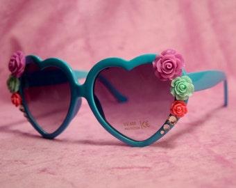 Sweetheart Deco Sunglasses