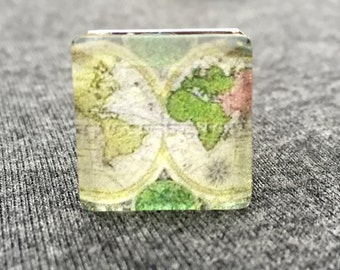 Green Square World Ring