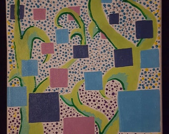 Blocks and Vines