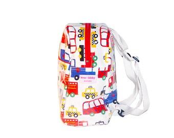 SMALL Children's Truck Backpack