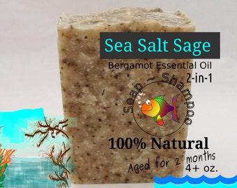 Sea salt sage