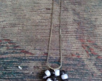 Musical Spiral Necklace
