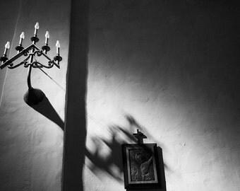 Mission San Jose Shadows