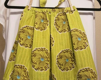 Organic Cotton Toddler Skirt And Headband *Free Beeswax Food Wrap With Purchase*