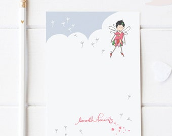 Tooth Fairy Letter Set - pdf