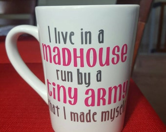 Funny gift, coffee mug