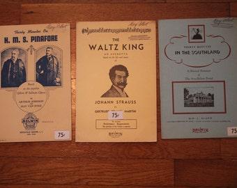 1940 music books