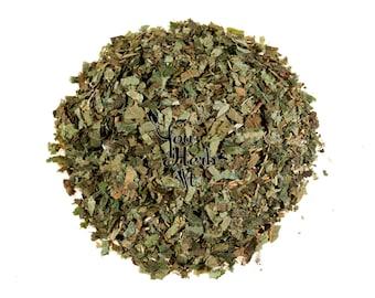 Horny Goat Weed Barrenwort Dried Leaf Leaves Loose Herbal Tea