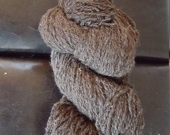 Hand spun Wool Blend
