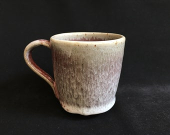 Oxblood Red Tea Cup