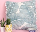 Coussin Touch of blue