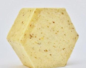 Honey and oats handmade artsian organic natural soap