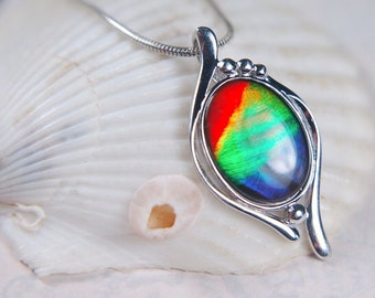 Top quality Grade AA ammolte for those who desire the very best in ammolite jewelry.