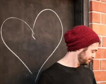 Digital knitting pattern: Temescal hat