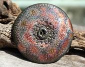Handmade RAKU Cabochon