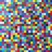 Original Large Modern Art Multicolor Decor Multi Color Squares Acrylic Painting On 24x24 Panel Ready To Hang Wall Hanging