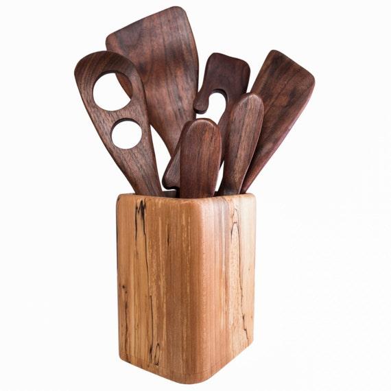 Items similar to baerreis kitchen handmade large utensil for Kitchen set items