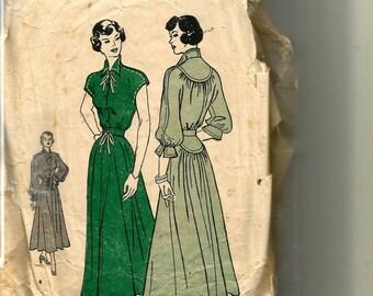 Butterick Misses' Dress Pattern 4610
