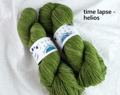 time lapse - helios fingering weight (dyed to order, IN stock)