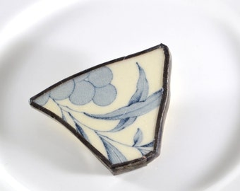 Broken China - Blue Berries