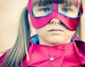 Custom Little Hero Capes and Gear for Super Alicia