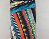 """Snap Around Skirt. """"Classic Kenya"""""""