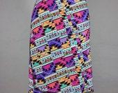 """Snap Around Skirt. """"Classic Pastel"""""""