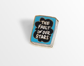 Book Pin: The Fault in Our Stars
