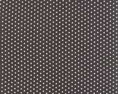 Farmhouse - Polka Dotties in Midnight: sku 20257-18 cotton quilting fabric by Fig Tree and Co for Moda Fabrics - 1 yard