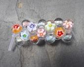 Luau Jacks - SRA handmade glass lampwork beads Lori&Kim
