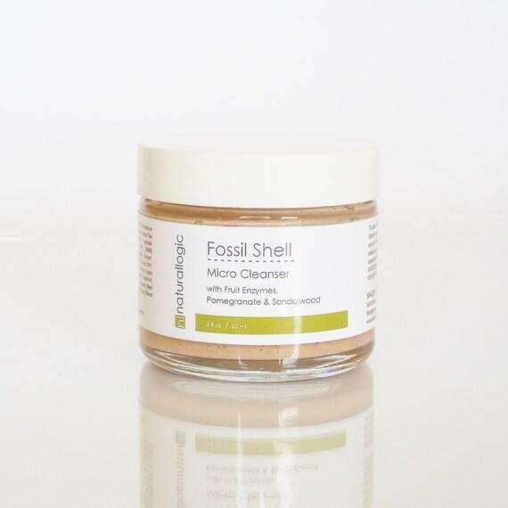 Resurfacing Micro Polish. Facial Scrub. Natural Organic Chemical Free Non Toxic Skin Care. Vegan.