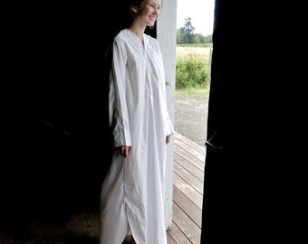 Victorian Men's Nightshirt XS/S Ladies S/M