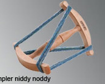 New Ashford Niddy NoddySampler to Wind Yarn in Skeins 1 yard loops