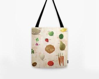 Veggies - Tote bag