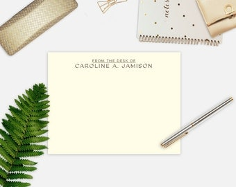 Modern & Trendy Note Cards - Set of 25