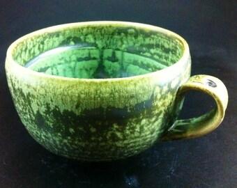 Copper Ash Mug