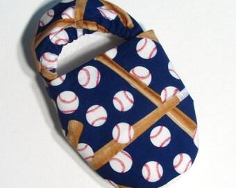 Bats & Balls Slippers Child M