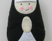 Nun Felt Softie
