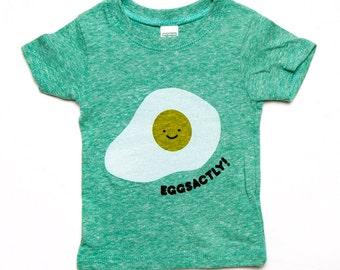 Happy Egg T-Shirt - Green