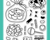 Avery Elle Clear Photopolymer Rubber Stamp Set - pick n mix