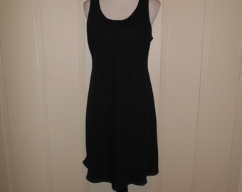 Vintage 90's  black dress      Size 12                    90s dresses   Large