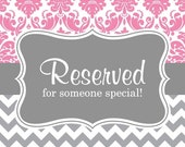 SALE Reserved listing for jazith
