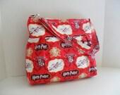 Harry Potter -Messenger Bag - Harry Potter Bag - Diaper Bag- Nappy Bag - Crossbody - Harry Potter Messenger - Laptop Bag